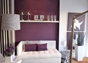 Purple Living Room Decor How To Decorate With Purple In Dynamic Ways