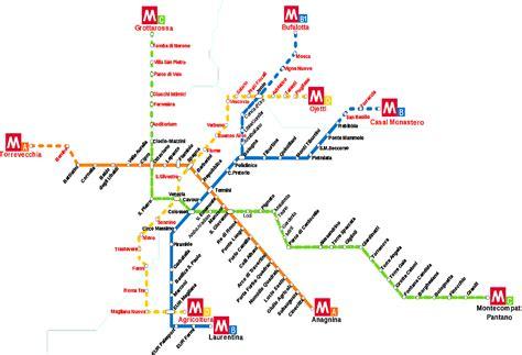 metro porta di roma metropolitana di roma orari fermate mappa