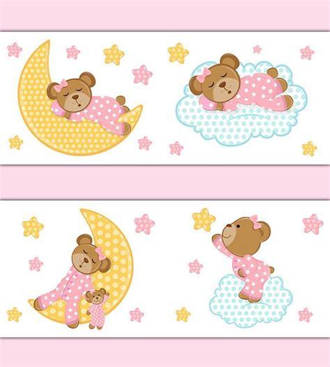 Pink Wallpaper Borders For Nursery