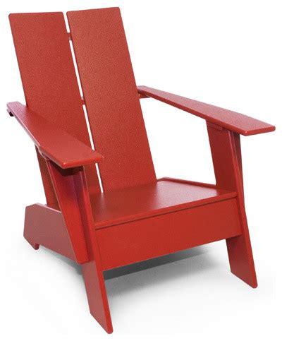 Modern Adirondack Chairs by Diy Modern Adirondack Chair Design Plans Free