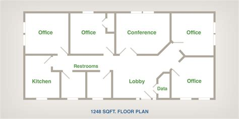 conceptdraw sles building plans floor plans house office building floor plan pin oak offices floor