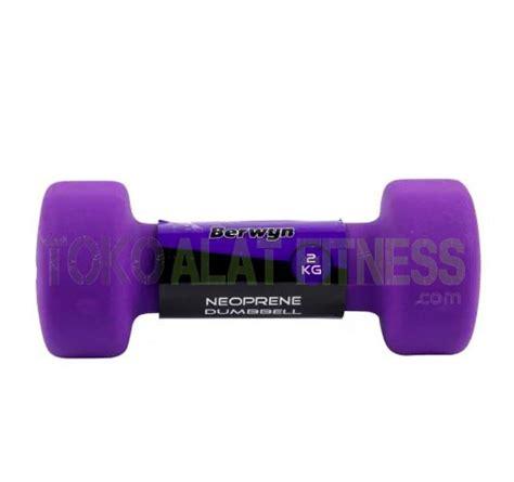 Obral Iron Alat Fitnes Alat Olah Raga Limited Edition berwyn dumbell neoprone 2kg toko alat fitness