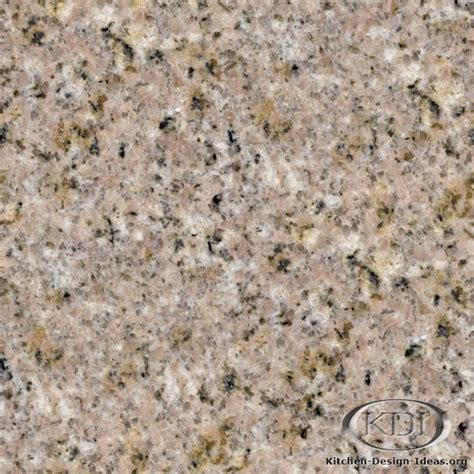 golden garnet granite kitchen countertop ideas