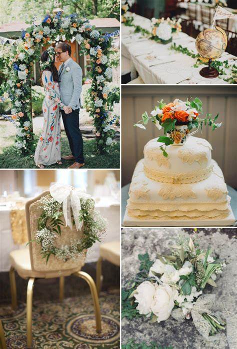 6 trending wedding theme ideas for 2015