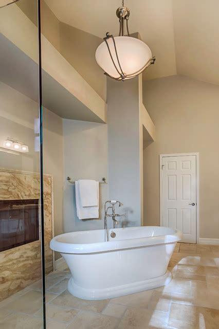 ferguson bathtubs freestanding tub in master bath transitional bathroom