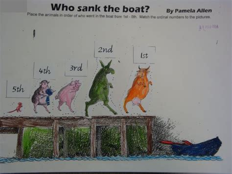 who sank the boat 19 best images about who sank the boat on the