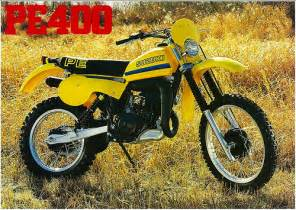 Suzuki Pe400 1980 Suzuki Pe400 1 Flickr Photo