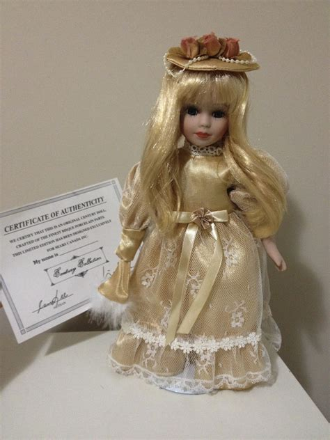 porcelain doll collectors century collection genuine porcelain doll collectors weekly