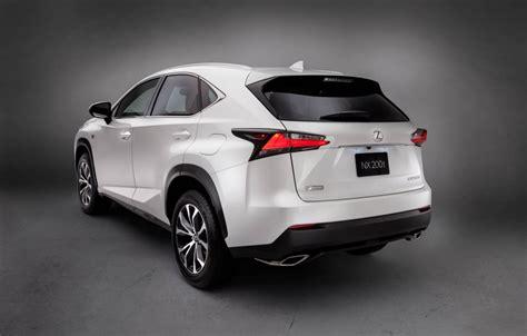 lexus crossover 2015 2015 lexus nx 200t f sport