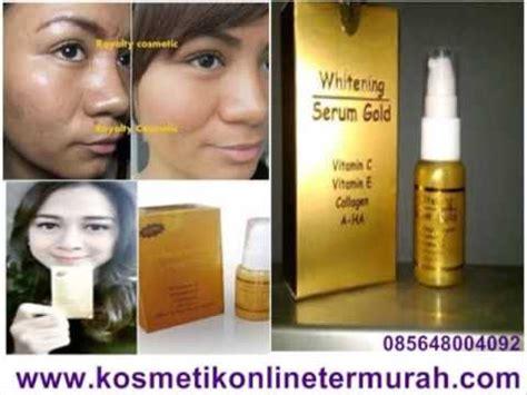 Serum Hanasui Asli whitening serum gold yang asli whitening serum gold yg