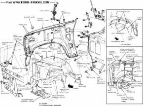 Ford F 150 Parts Ford F 150 Parts Diagram