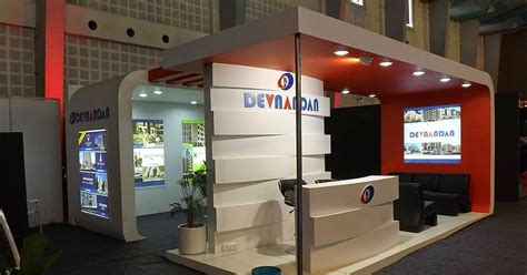 cara desain booth pameran kreativi desain untuk stand pameran blog international