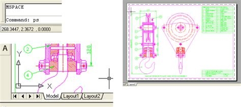 create layout in autocad autocad 2d layout graphic design courses