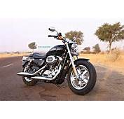 Harley Davidson 1200 Custom Launched In India At Rs 890 Lakh