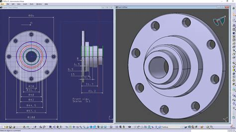 2d layout catia v5 2d layout for 3d design version 2