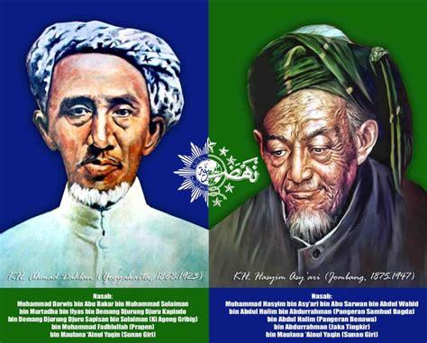 biography of kh ahmad dahlan kh hasyim asy ari dan kh ahmad dahlan harapan dan