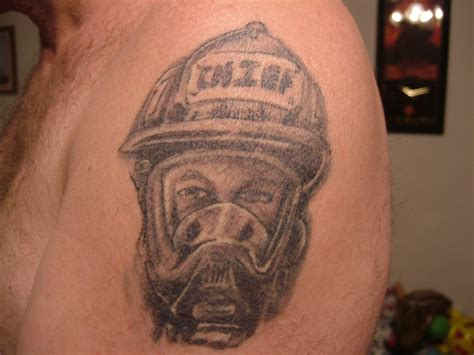 fighter tattoo firefighter images designs