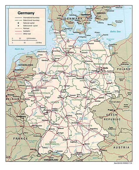 map germany germany maps perry casta 241 eda map collection ut library