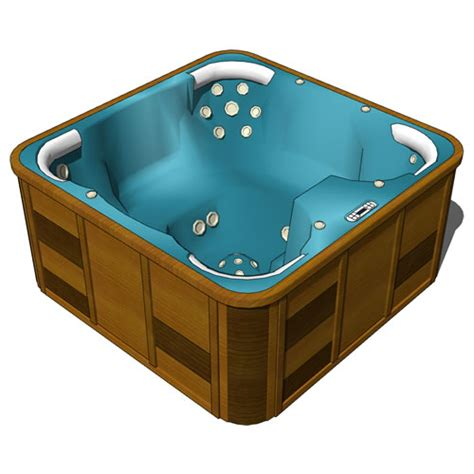 bathtub model jacuzzi 3d model formfonts 3d models textures