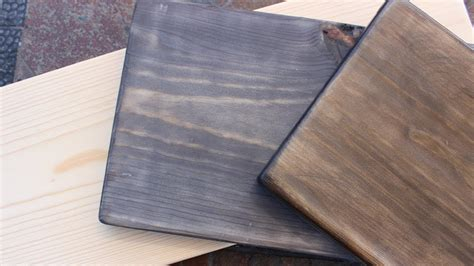 How To Make Paper With Wood - how to oxidize wood get a vintage look doovi
