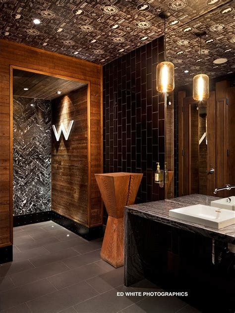 restaurant bathroom design 11 best restrooms with style images on