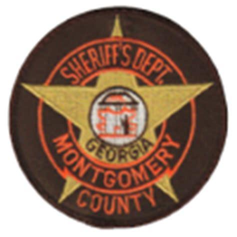 Montgomery County Sheriffs Office by Sheriff Ladson Lamar O Connor Montgomery County Sheriff S