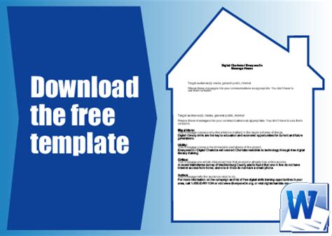 One Room House get a free message house message house