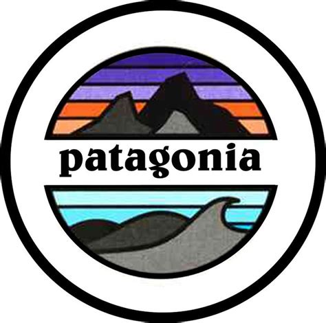 Patagonia Stickers patagonia stickers patagonia logos and