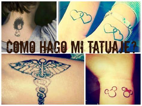 imagenes para hacer tatuajes temporales como hacer tatuajes temporales f 193 cil bonito rapido