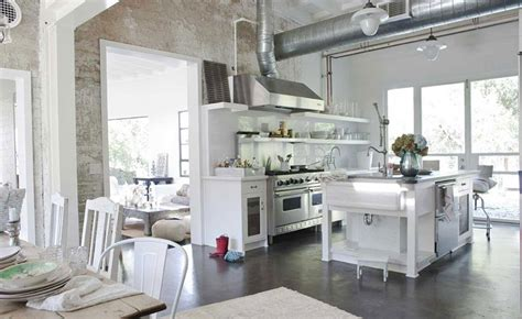 modern chic kitchen designs design ideas apartment style shabby chic home interior