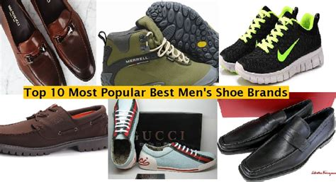 best shoe brands for top 10 most popular best s shoe brands of all time
