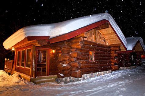 log cabin pictures aqua log cabins mount bohemia skiing