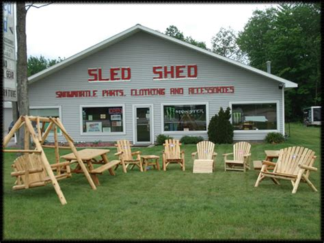 Sled Shed by Sled Shed Pictures To Pin On Pinsdaddy