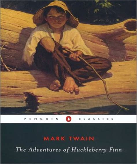 themes of huckleberry finn book literary hoots library lesson banned books week