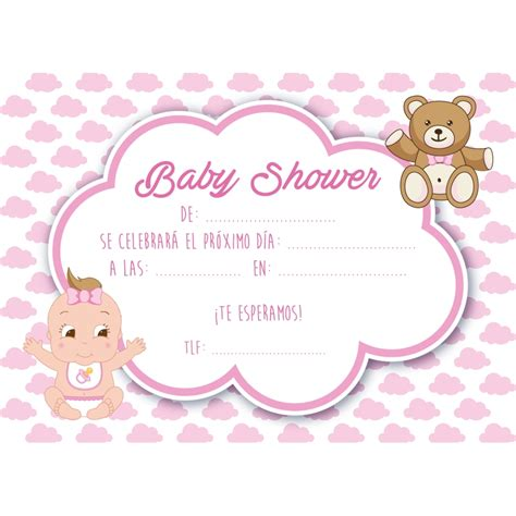 A Baby Shower by Invitaci 243 N Baby Shower