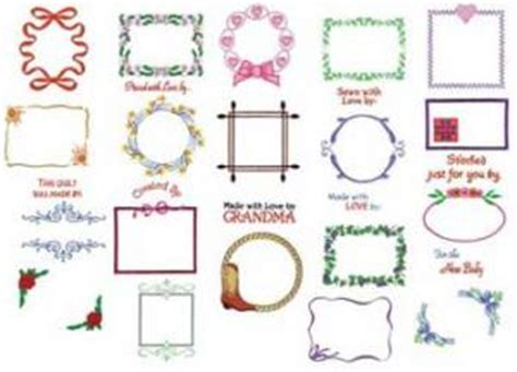 embroidery design label sewing planet amazing designs eb1 eleanor burns quilting