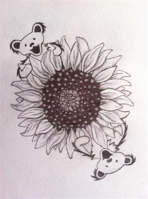 dancing bear tattoo designs grateful dead sunflower search maaaaahh
