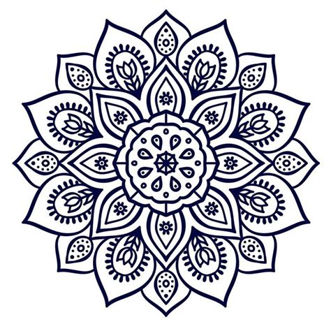 mandala coloring pages for anxiety 98 best mandalas images on coloring books