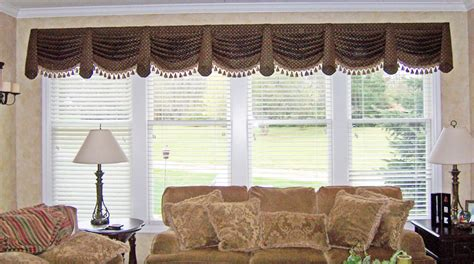 amazing valances for living room windows contemporary