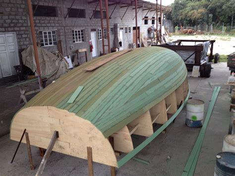 boat building foam sandwich construction bg yacht design news curruira 33 plans for fibreglass