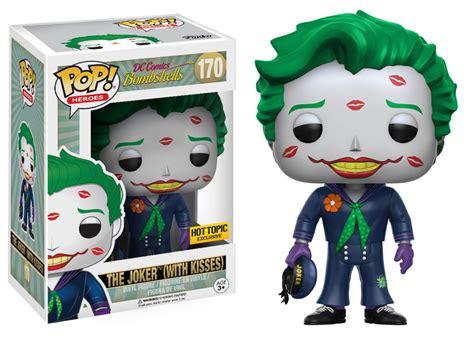 Murah Funko Pop Heroes Dc Universe The Joker 6 funko pop reveals their dc bombshells collection with
