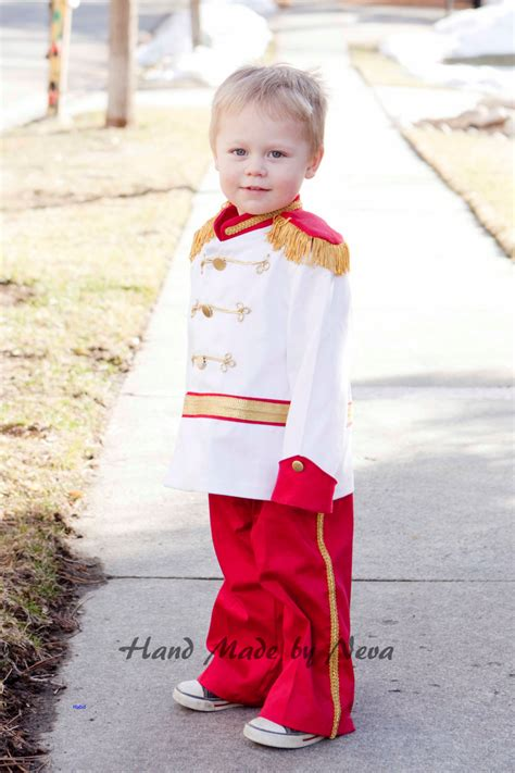 prince charming costume birthday for toddler boy child