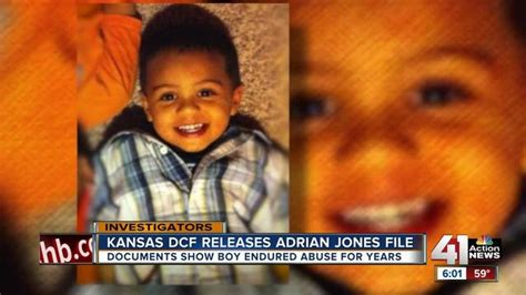Dcf Records Kansas Dcf Records Doctors Social Workers Aware Of Abuse In Adrian Jones