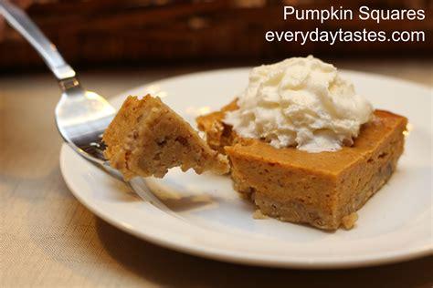 new pumpkin bars recipe dishmaps