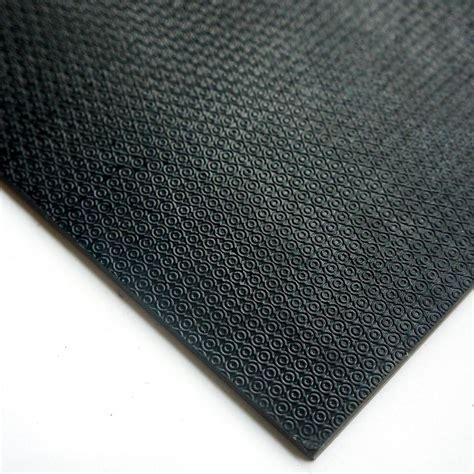 Dry back and self adhesive sound proof vinyl flooring
