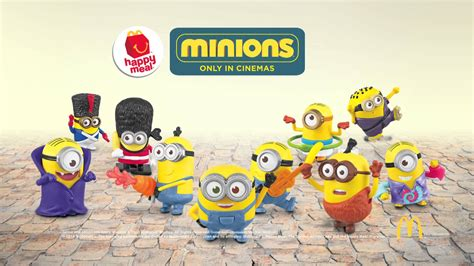 Minion Happy Meal Mcdonald Cards mcdonald s minion madness
