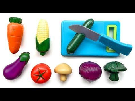 Doh Cherry Doh Hamburger 28063 Cutting Vegetables Velcro Cooking Playset Kitchen