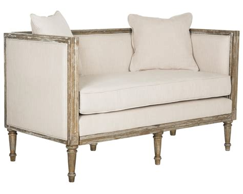 settees for sale on ebay safavieh leandra french country settee ebay