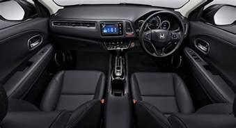 Hrv Interior Interior And Eksterior Honda Hrv 2015 Indonesia Autos Post