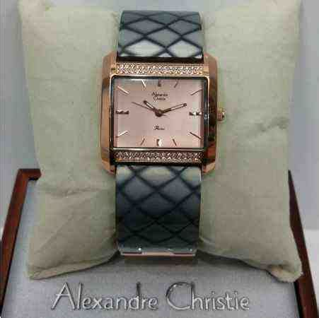 Alexandre Christie 8028mbr Grey Rosegold Black Original jual alexandre christie ac 2536 rosegold with grey melamin